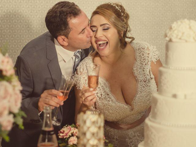 O casamento de Kelly e Oberdã