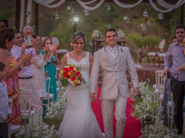 O casamento de Larissa e Danillo