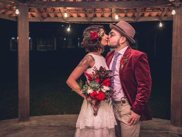 O casamento de Lia e Filipe