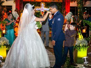 O casamento de Sarah e Guilherme