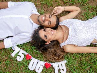 O casamento de Luana  e Ailton Vicente 1