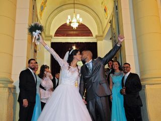 O casamento de Luana  e Ailton Vicente