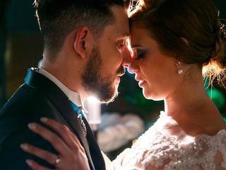 O casamento de Jaci e Bruno