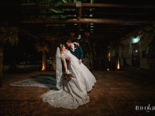 O casamento de Fernanda e Allan