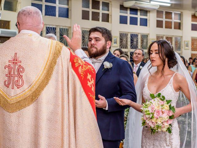 O casamento de Alexandre e Isabela em Campo Grande, Mato Grosso do Sul 33