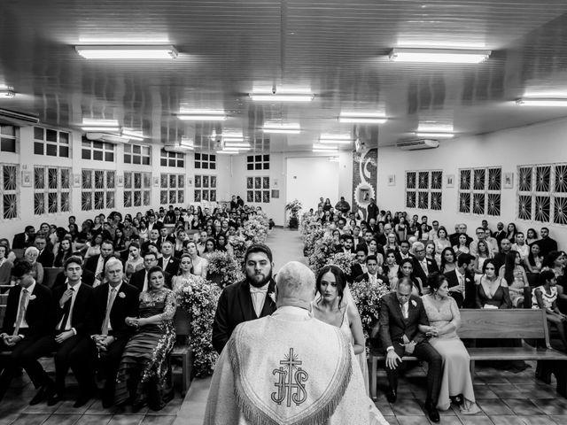 O casamento de Alexandre e Isabela em Campo Grande, Mato Grosso do Sul 36