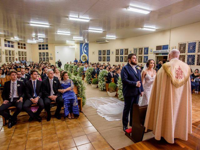 O casamento de Alexandre e Isabela em Campo Grande, Mato Grosso do Sul 40