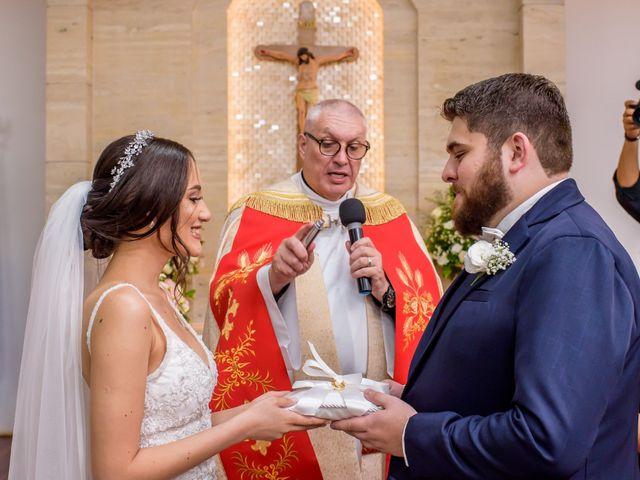 O casamento de Alexandre e Isabela em Campo Grande, Mato Grosso do Sul 43