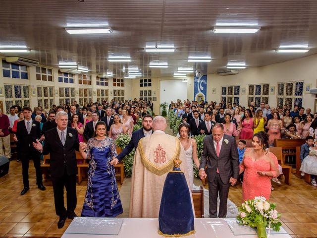 O casamento de Alexandre e Isabela em Campo Grande, Mato Grosso do Sul 46
