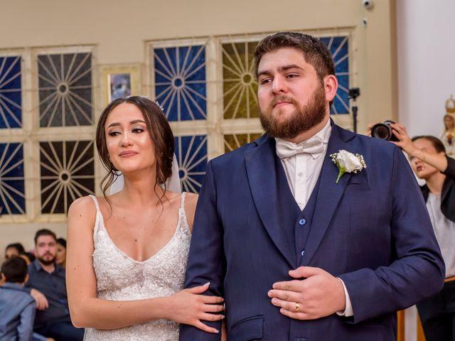 O casamento de Alexandre e Isabela em Campo Grande, Mato Grosso do Sul 48