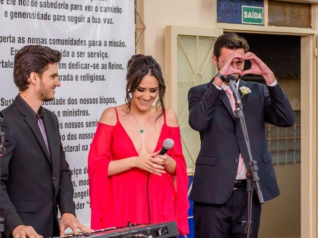 O casamento de Alexandre e Isabela em Campo Grande, Mato Grosso do Sul 49