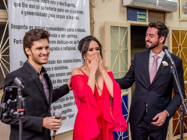 O casamento de Alexandre e Isabela em Campo Grande, Mato Grosso do Sul 50