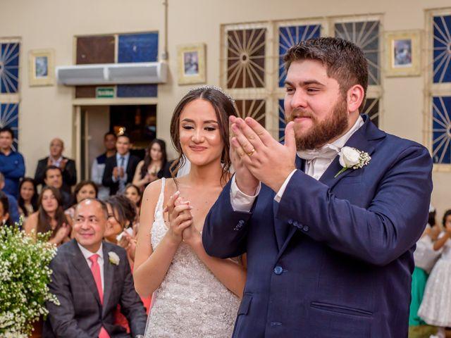 O casamento de Alexandre e Isabela em Campo Grande, Mato Grosso do Sul 51