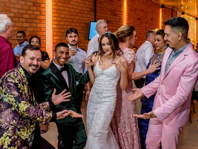 O casamento de Alexandre e Isabela em Campo Grande, Mato Grosso do Sul 80