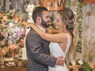 O casamento de Yanca e Nathan