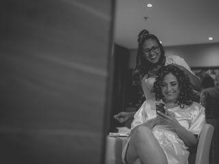 O casamento de Bruno e Carla 1