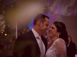 O casamento de Bruno e Carla