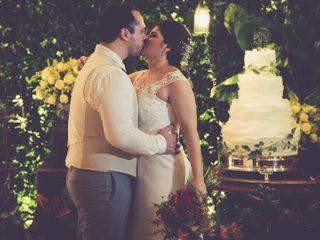 O casamento de Caroline e Guilherme