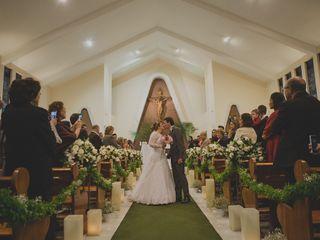 O casamento de Raquel e Rodrigo