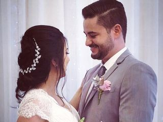 O casamento de Camylla  e Deny 2