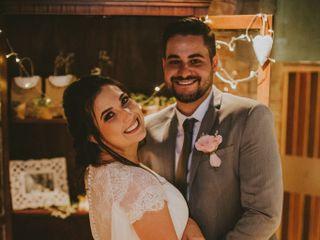 O casamento de Camylla  e Deny