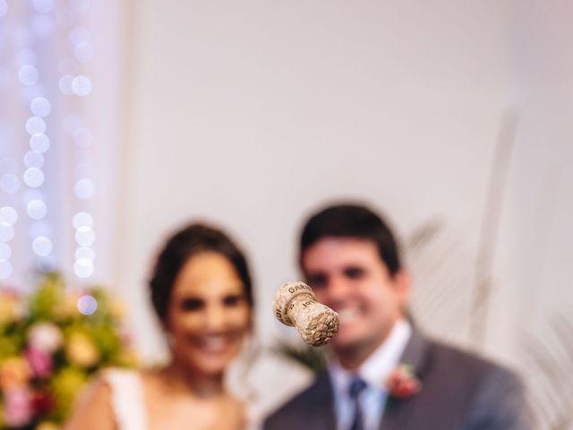 O casamento de Priscila e Wanner