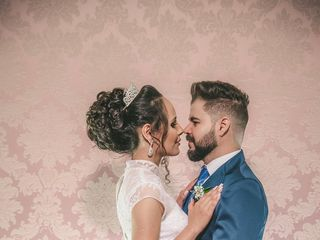 O casamento de Tatiane  e Renato  3