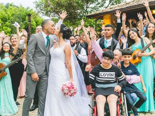 O casamento de Carolina e Anderson