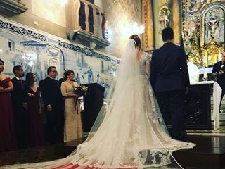O casamento de Mariana e Robson 1