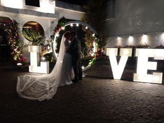 O casamento de Mariana e Robson