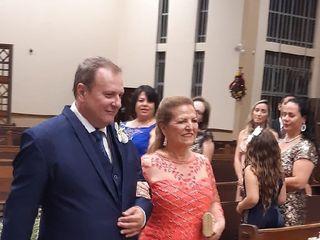 O casamento de Daniele Menezes e Luiz Augusto 1
