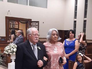 O casamento de Daniele Menezes e Luiz Augusto 2