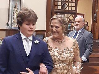 O casamento de Daniele Menezes e Luiz Augusto 3