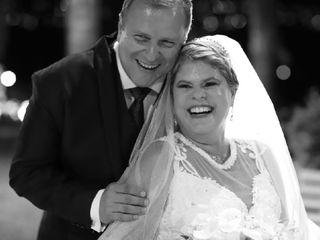 O casamento de Daniele Menezes e Luiz Augusto