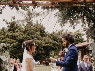 O casamento de Amanda e Rubem 2