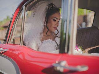O casamento de Gabriella e André