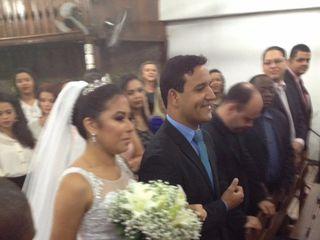 O casamento de André e Letícia