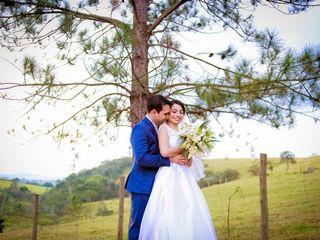 O casamento de Ligia e Tiago