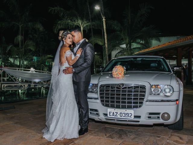 O casamento de Alessandra e Everton