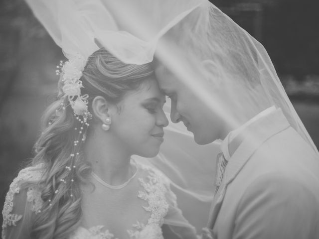 O casamento de Deise e Bruno