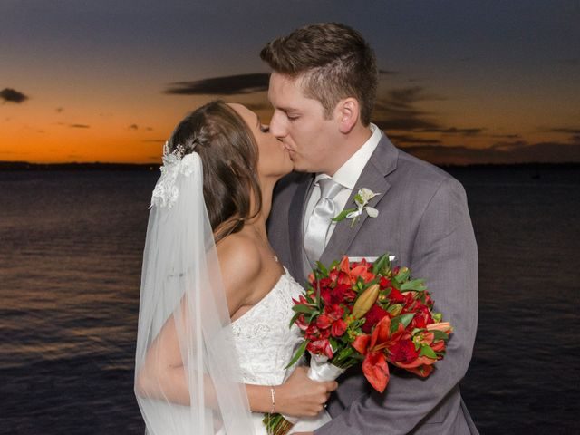 O casamento de Gracielli e Ranieli