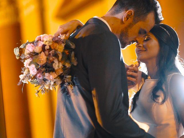 O casamento de Josiane e Thiago