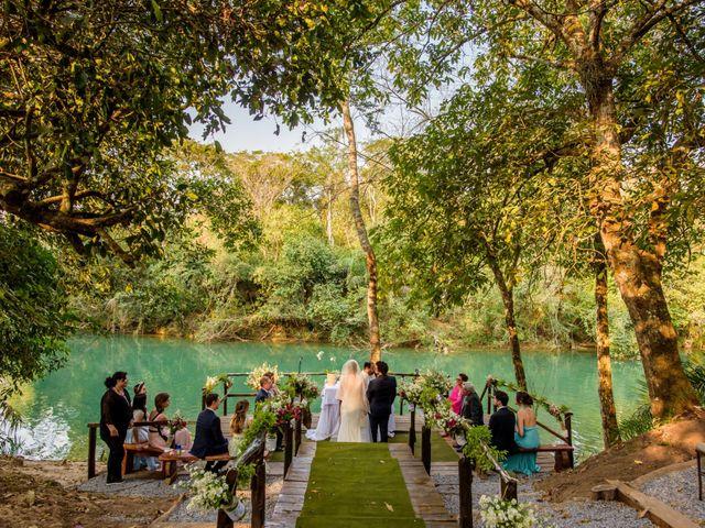 O casamento de Bruno e Fernanda em Bonito, Mato Grosso do Sul 24