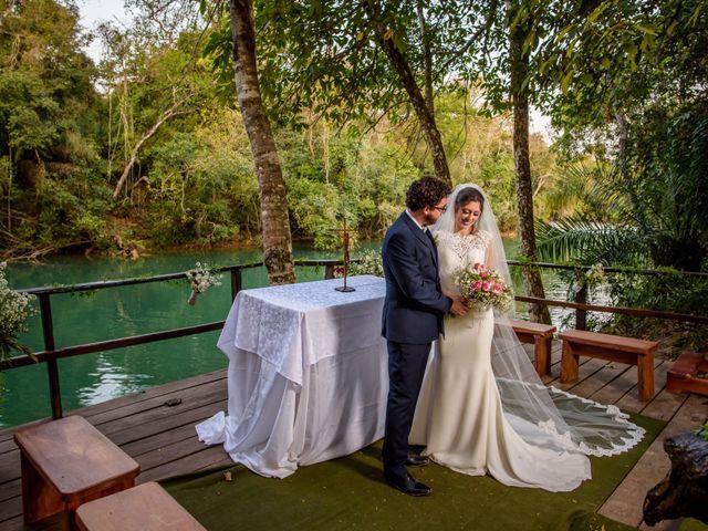 O casamento de Bruno e Fernanda em Bonito, Mato Grosso do Sul 40