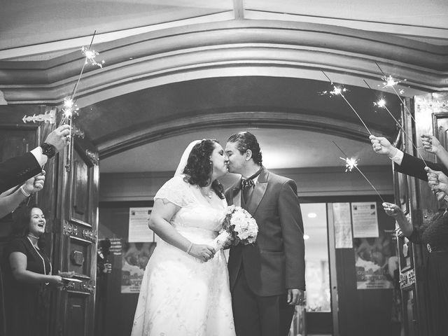 O casamento de Daiana e Fernando