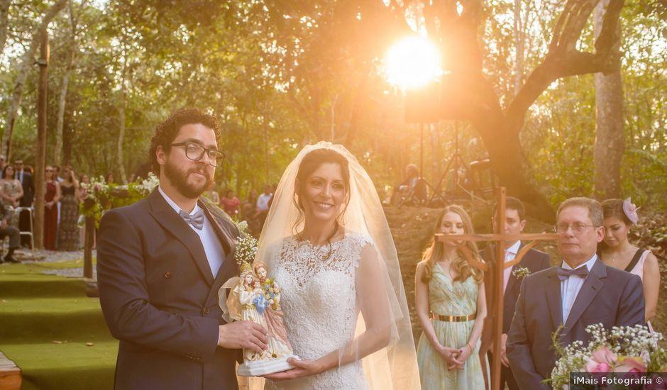 O casamento de Bruno e Fernanda em Bonito, Mato Grosso do Sul