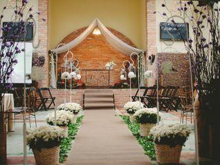 O casamento de Núbia e Gilvan 1
