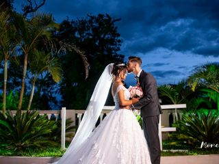 O casamento de Liliane  e Vinicius