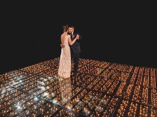 O casamento de Marjori e Aleks