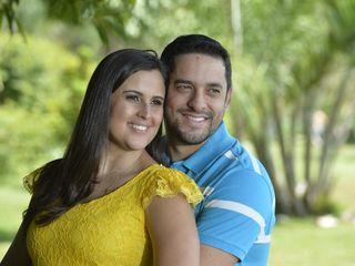 O casamento de Kamilla Borges e Luiz Adolfo 2